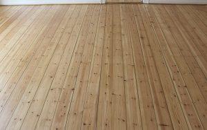 Flotte gulve i din nye bolig med en gulvafslibning