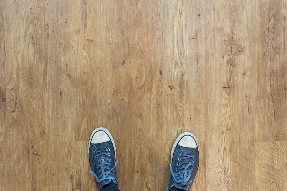Kan dit gulv slibes?