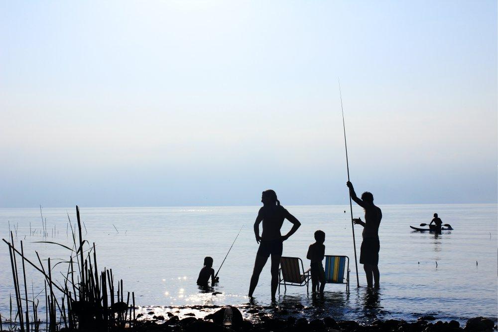 Find fiskestænger til børn og voksne